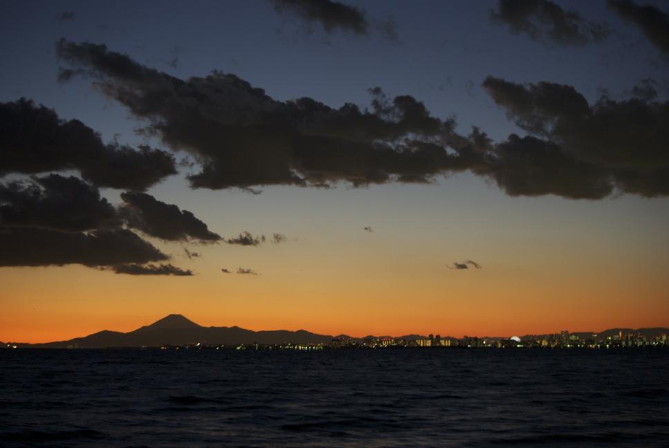 Mt.FUJI & Tokyo