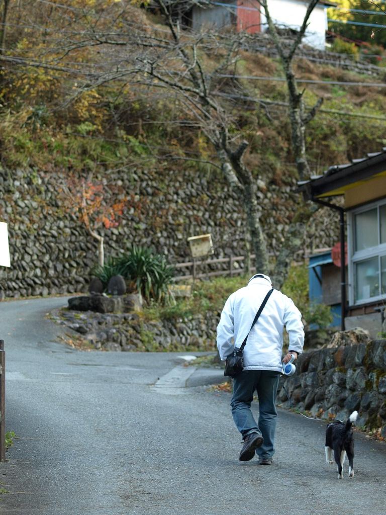 坂道を上りましょう