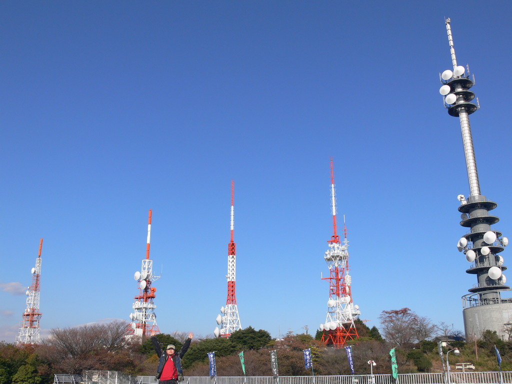 鉄塔見本市