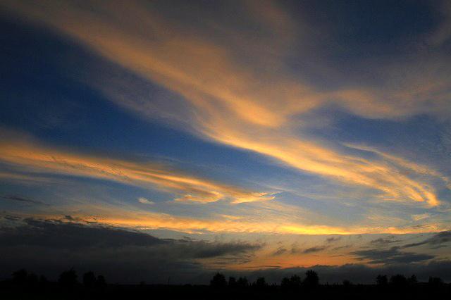 夕焼け雲 3