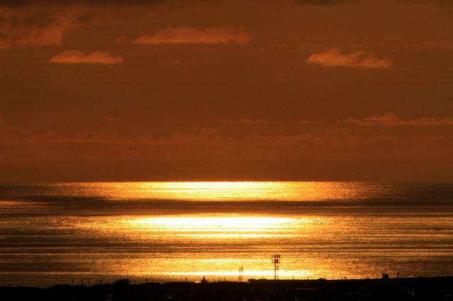 黄金の日本海