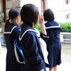 尾道の女子高生