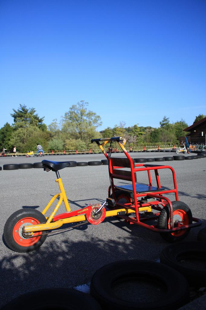 青空自転車