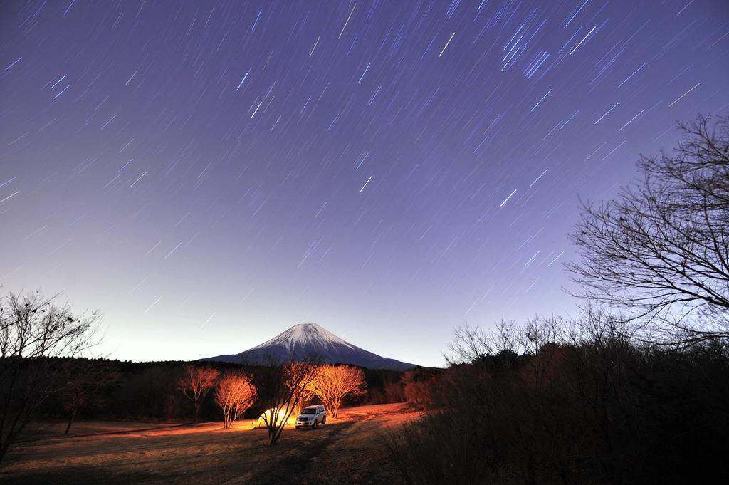 star watching camp