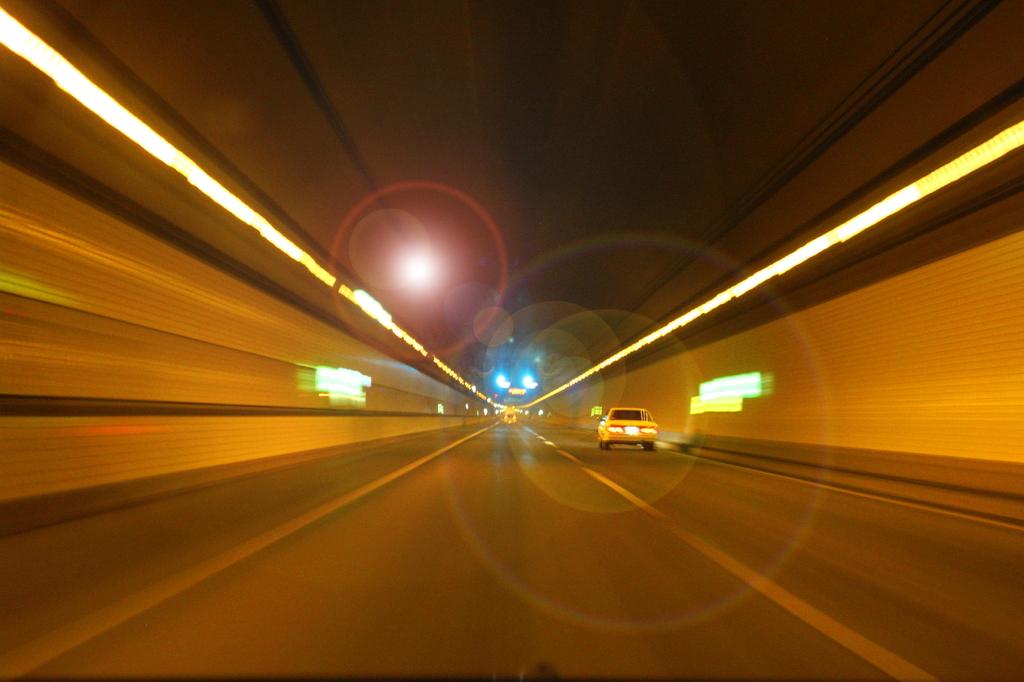 アクア光速道^^