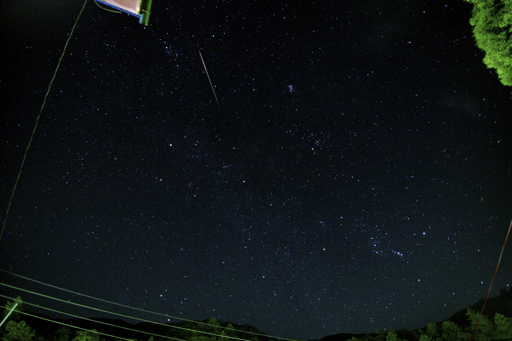 流星と昴とオリオンと(トリミング無し、レベル等修整)