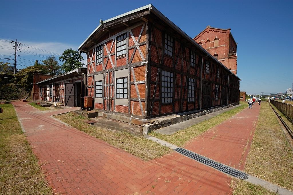 カブトビール工場