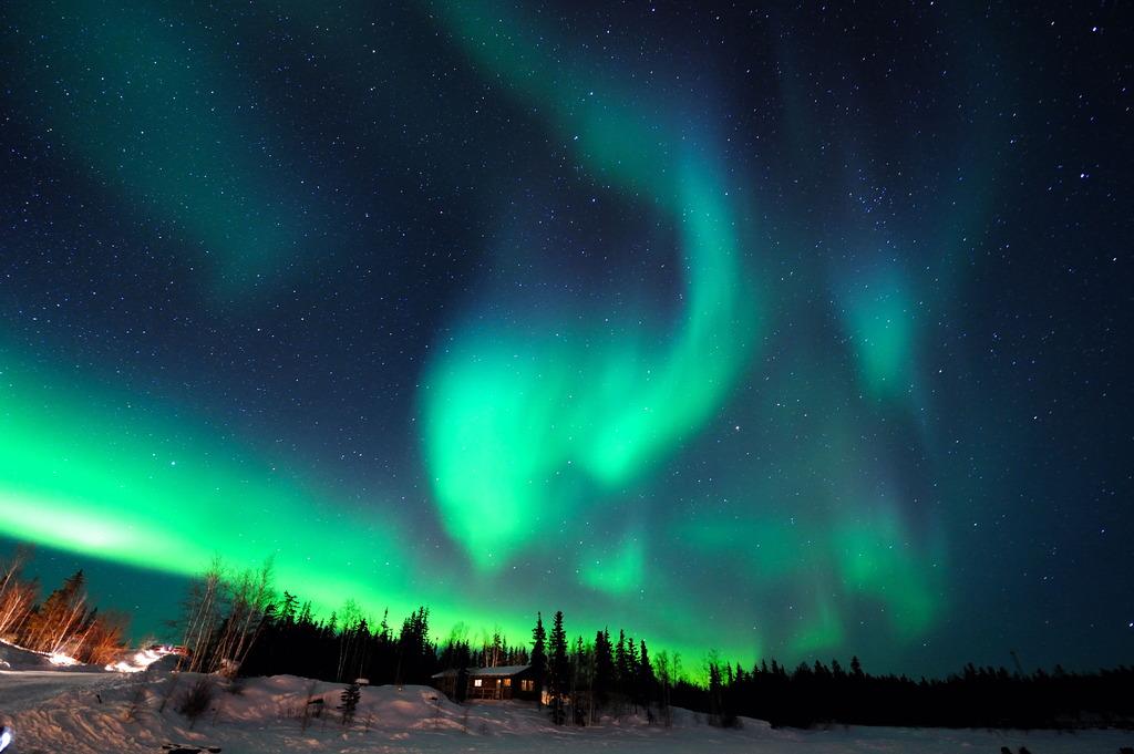 Auroraの女神、舞う