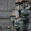 宮殿の灯り