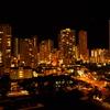 ハワイの夜景No.2