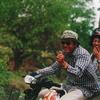 微笑みバイク