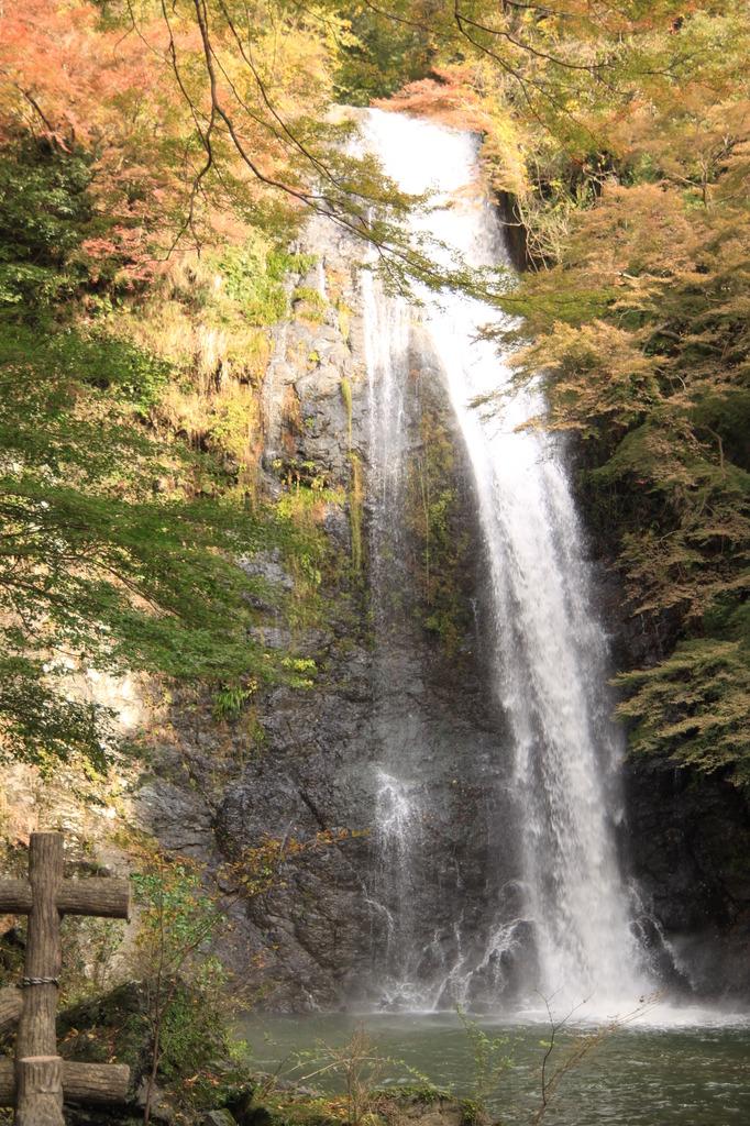 箕面の滝 1