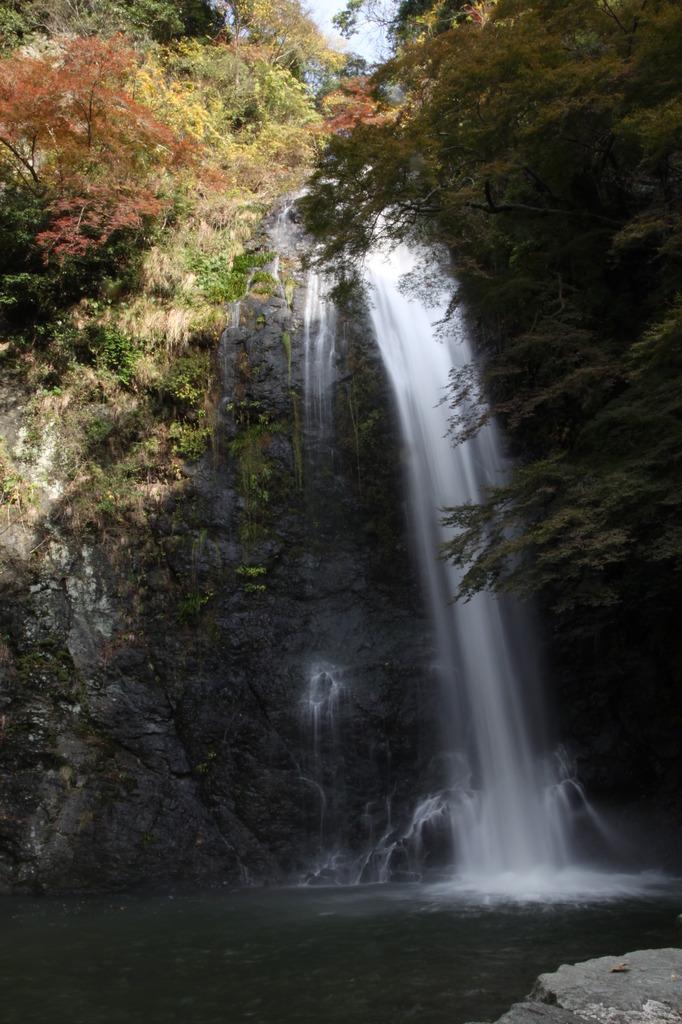 箕面の滝 2
