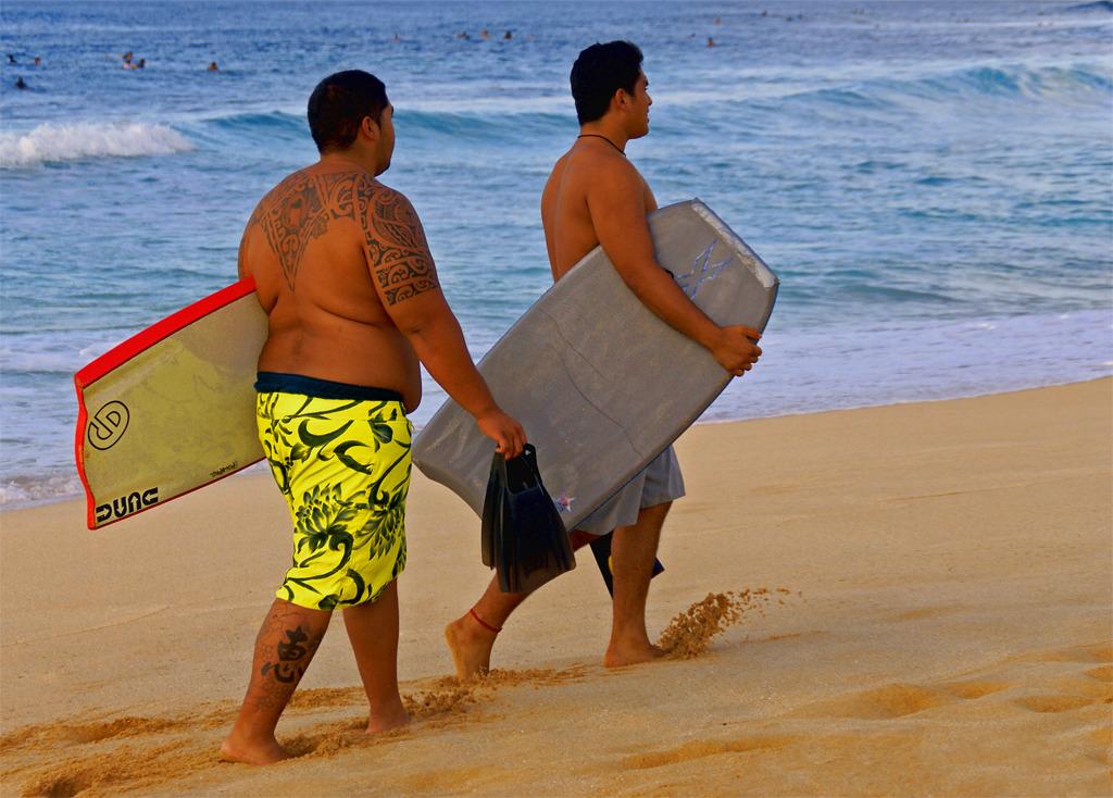 サーフィン友達