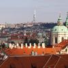Prague Sunlight