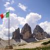The Tre Cime di Lavaredo, Italy