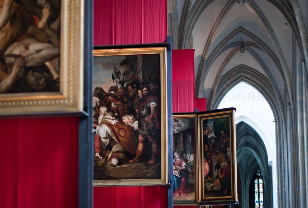 絵画の華咲くバロック回廊