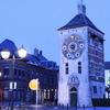 紫高の時計塔-100年記