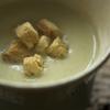 冷製枝豆スープ。