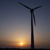 太陽と風車