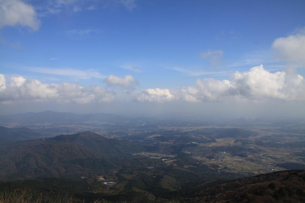 筑波山山頂(女体山)