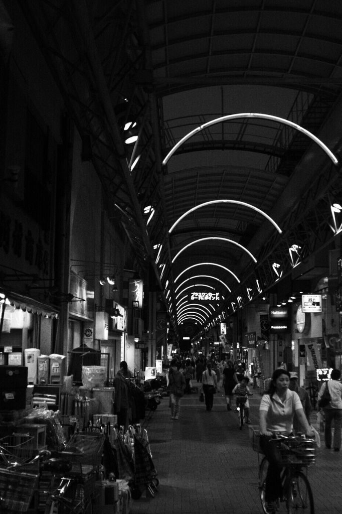 弘明寺商店街1