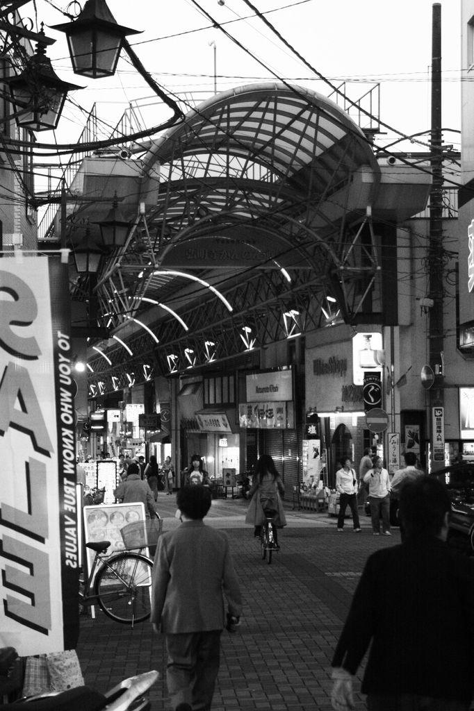 弘明寺商店街2