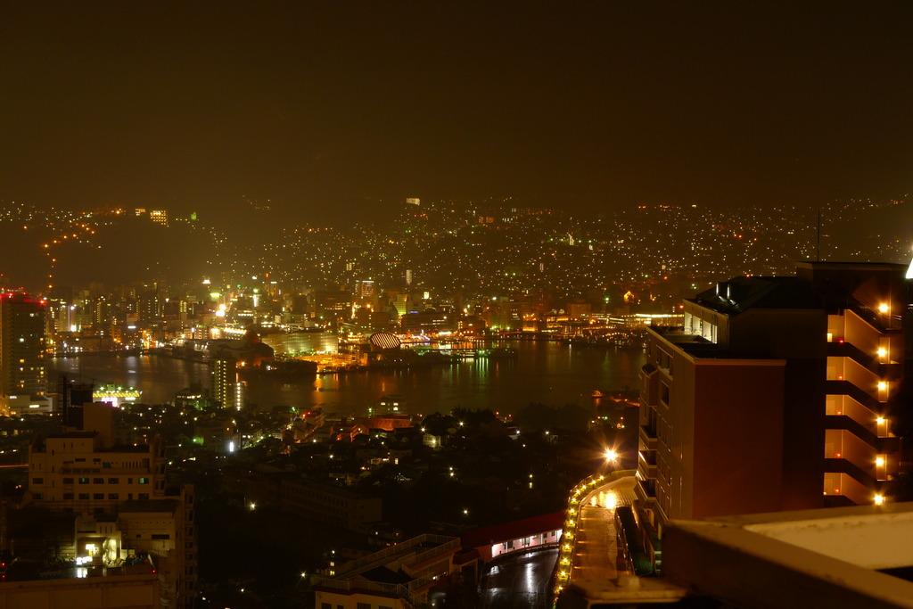 長崎の夜景