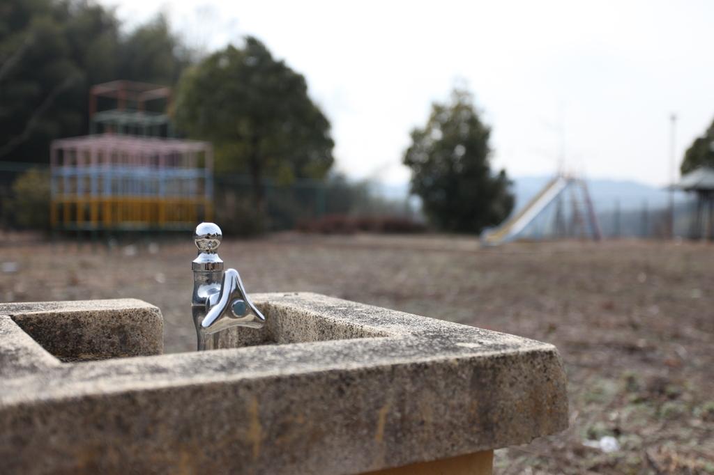 寂しい公園