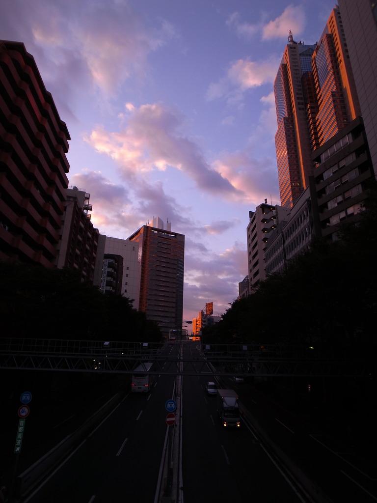Shinjyuku Sun Rise 2