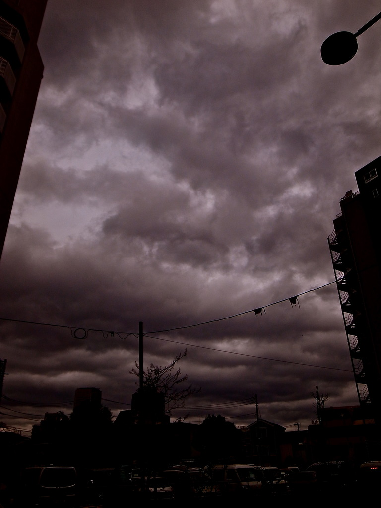 Cloudy Gradation