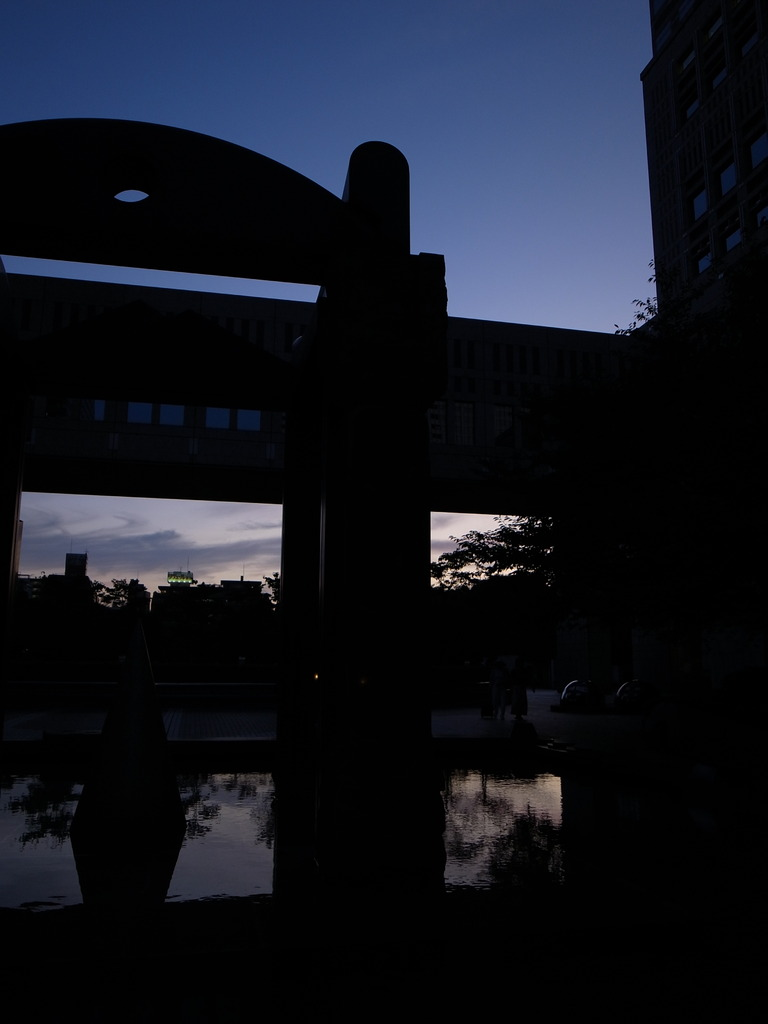 sunset shinjyuku2