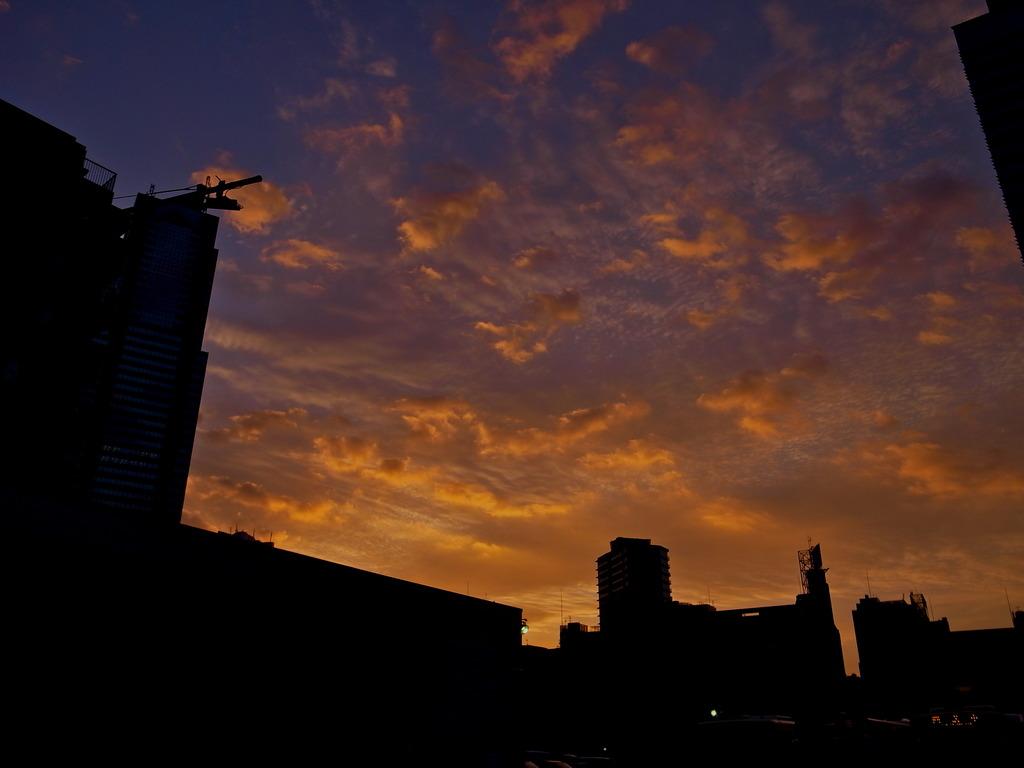 Sun Rise Tokyo 2