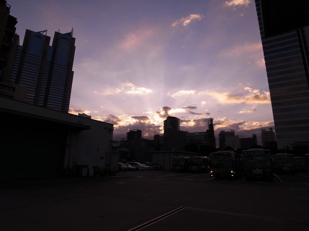 Shinjyuku Sun Rise 4