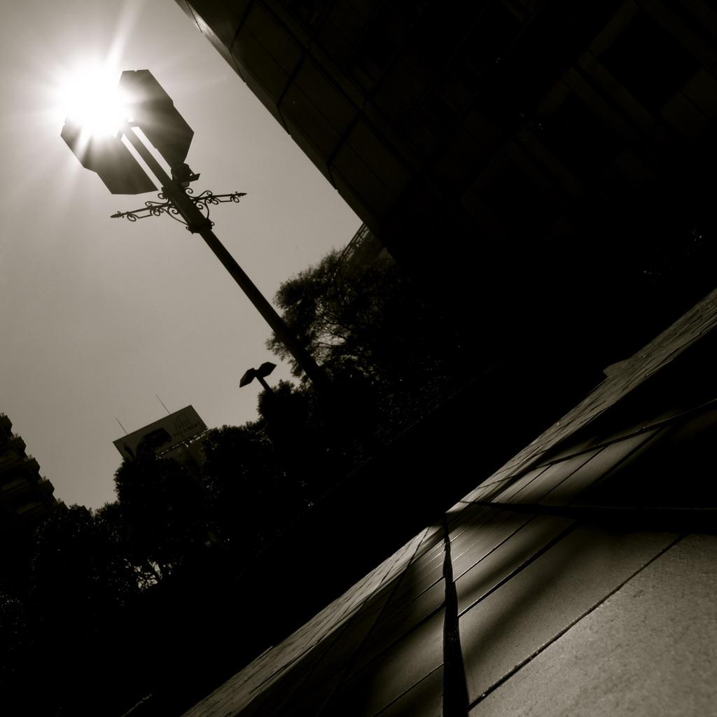 光と影 オブジェ