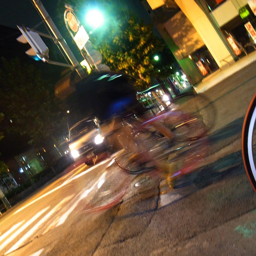 ゴーストサイクリング