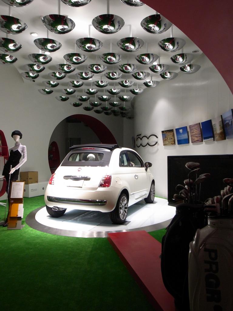 Fiat Cafe September