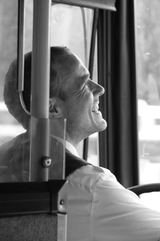バスドライバー