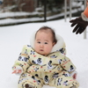 雪デビュー♪