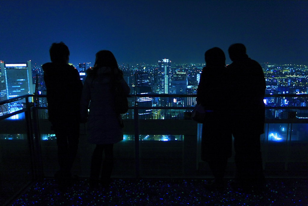 恋人たちの夜