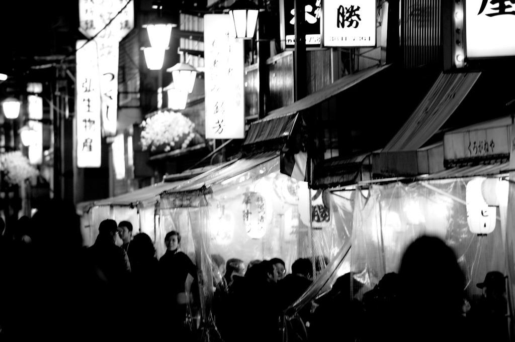 浅草の繁華街