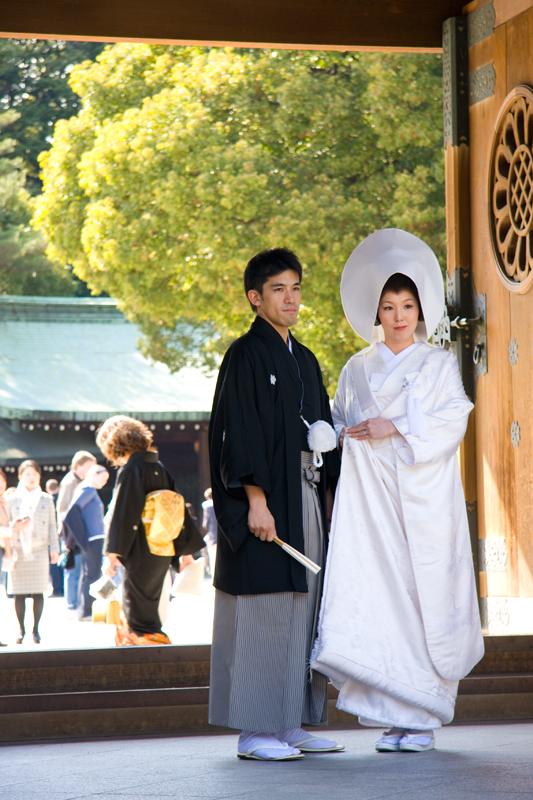 Wedding at Tokyo