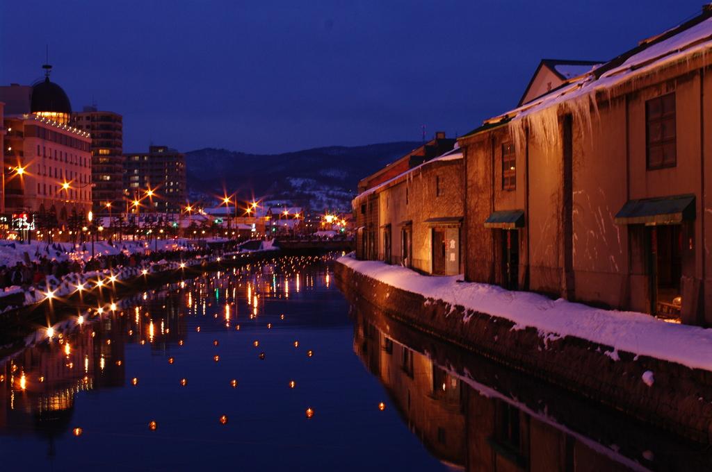小樽運河 幻想1
