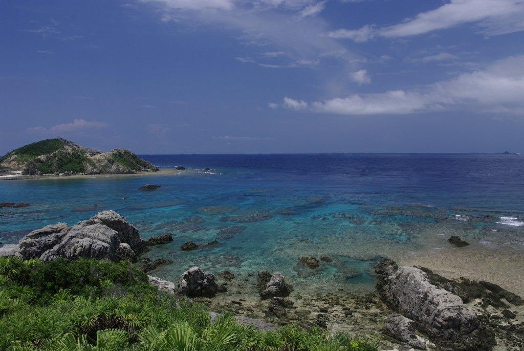 渡嘉敷島2009
