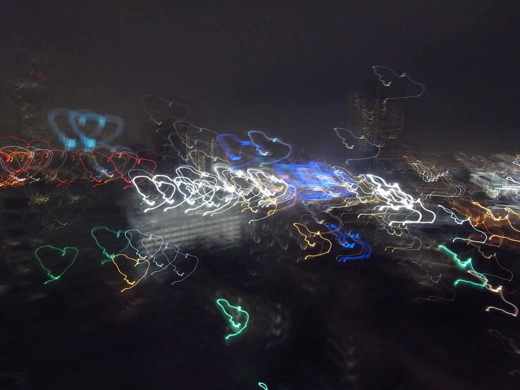 LAの夜景②