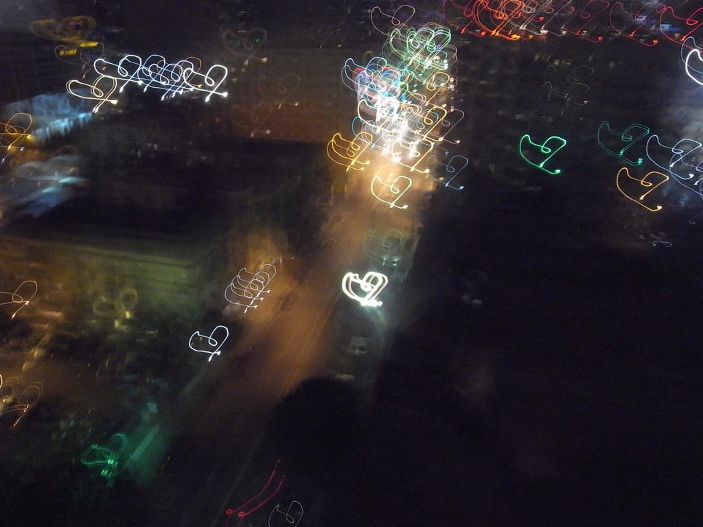 LAの夜景①