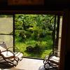 おおばあちゃんの家 縁側の椅子