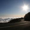 雲の上の道