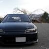 富士山とシビ