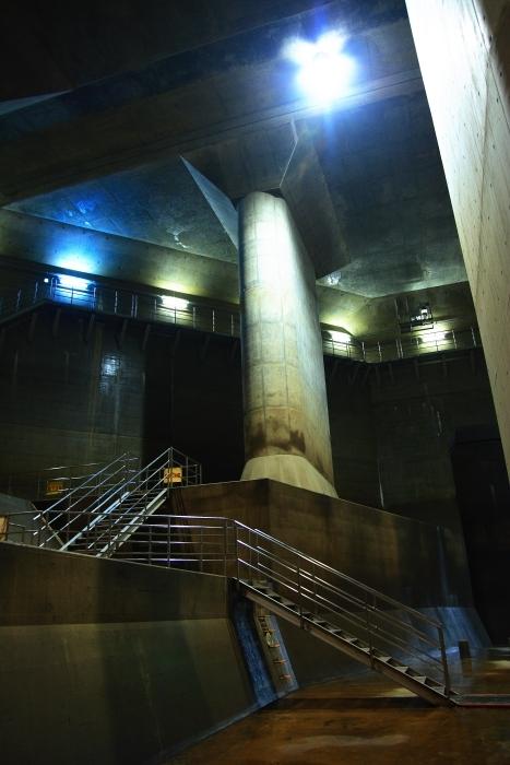under area
